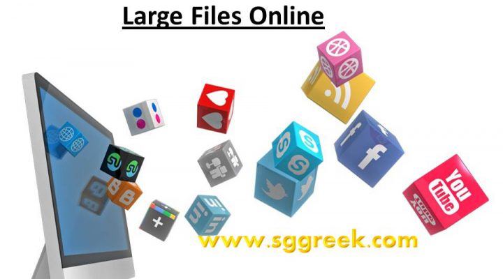 Top 20 Best Tools To Send And Share Large Files Online | Online File Sharing Tools