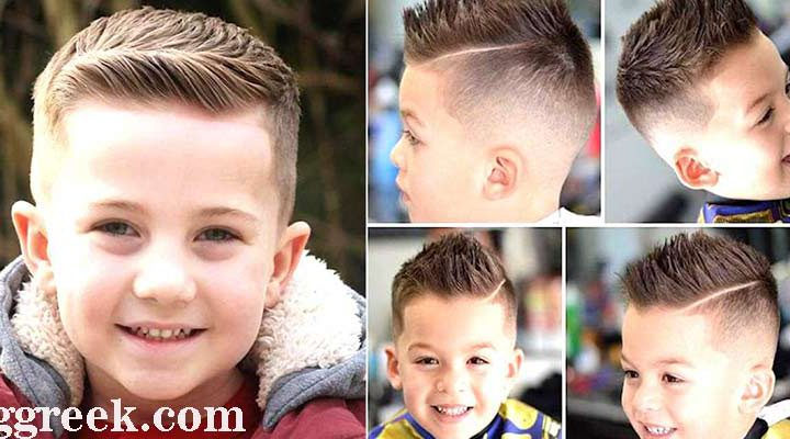 5 Cool Hairstyles Ideas for Kids