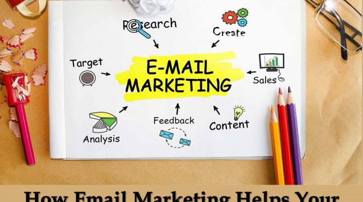 How Email Marketing Helps Your Business Flourish