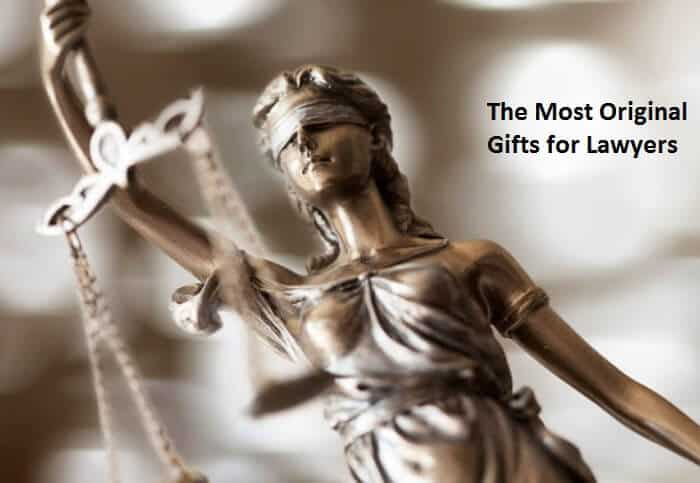 The Most Original Gifts for Lawyers