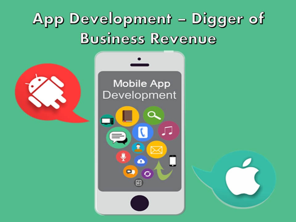 App Development – Digger of Business Revenue