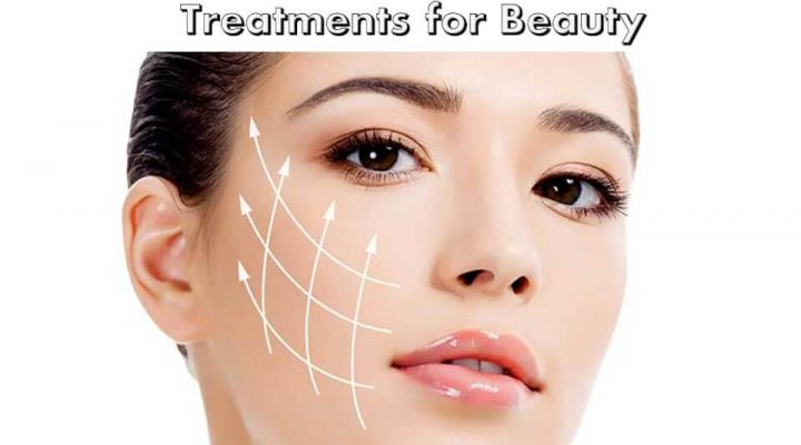 Home Remedies or Cosmetic Treatments for Beauty