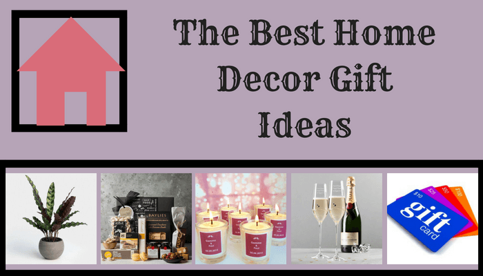 The Best Home Decor Gift Ideas
