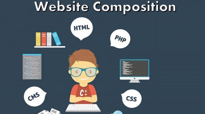 Website Composition Communities