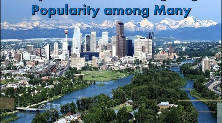 Why Canada Is Getting Huge Popularity among Many