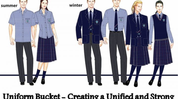 Uniform Bucket - Creating a Unified and Strong Corporate Identity
