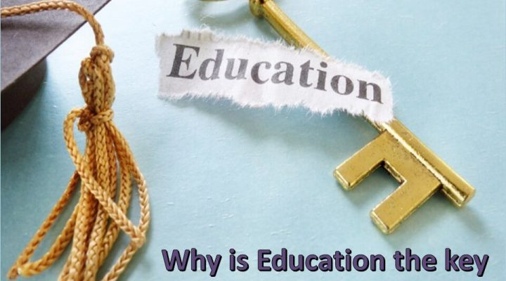 Why is Education the key to Success