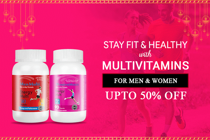 Womenmulti - Best Multivitamin for Women in India