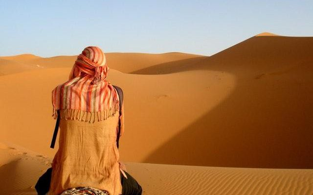camps and gathering sizes offered in the Desert Safari Dubai?