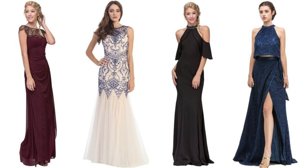 Editor's Favourite Long Dresses - Style with Elegance
