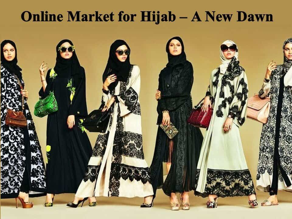 Online Market for Hijab A New Dawn