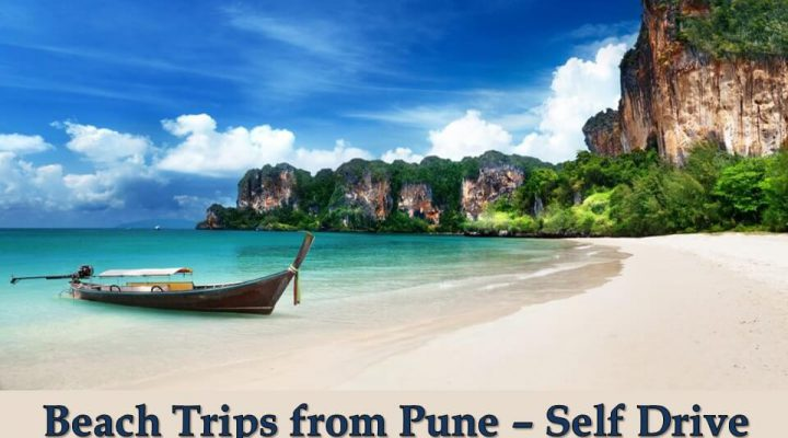 Beach Trips from Pune – Self Drive Adventures