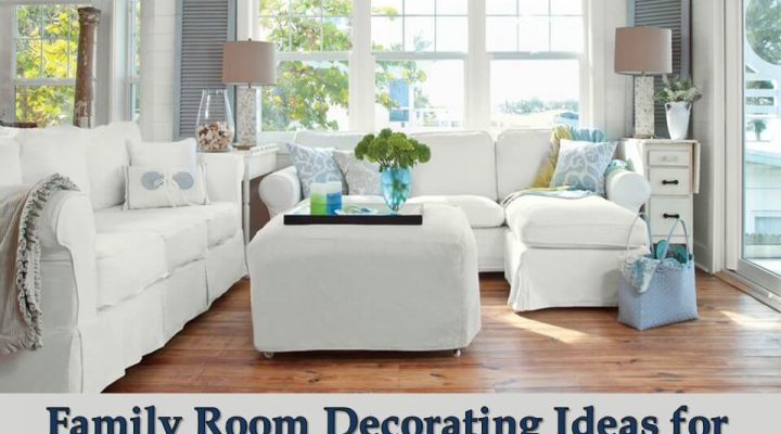 Family Room Decorating Ideas for Tropical House