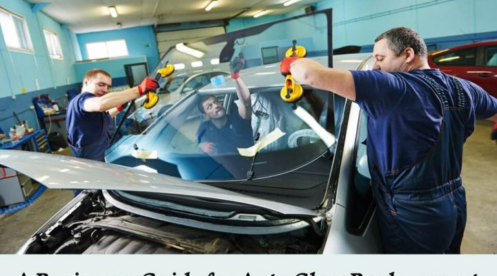 A Beginners Guide for Auto Glass Replacement