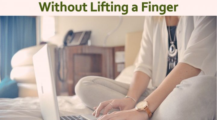 Get Links from Quality Blogs Without Lifting a Finger