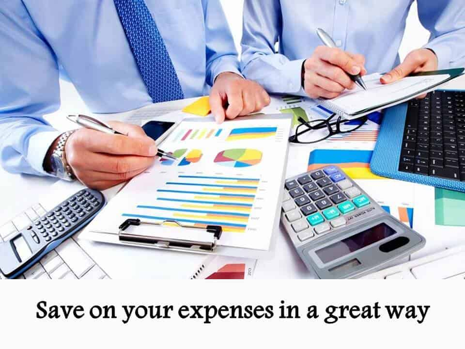 Save on your expenses in a great way