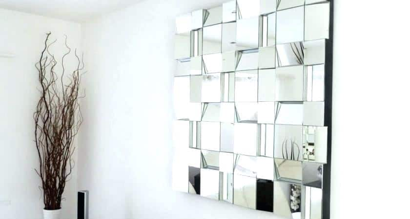 Large Wall Decorative Mirrors