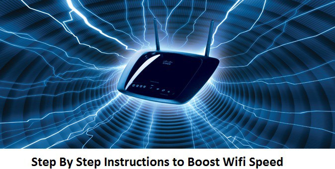 Step By Step Instructions to Boost Wifi Speed