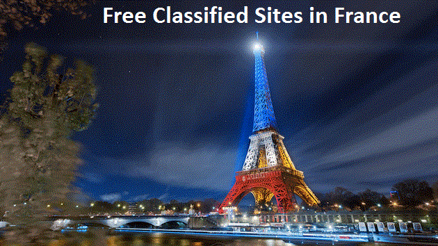 Free Classified Sites in France