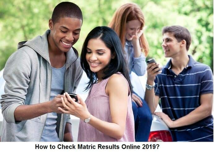 How to Check Matric Results Online 2019