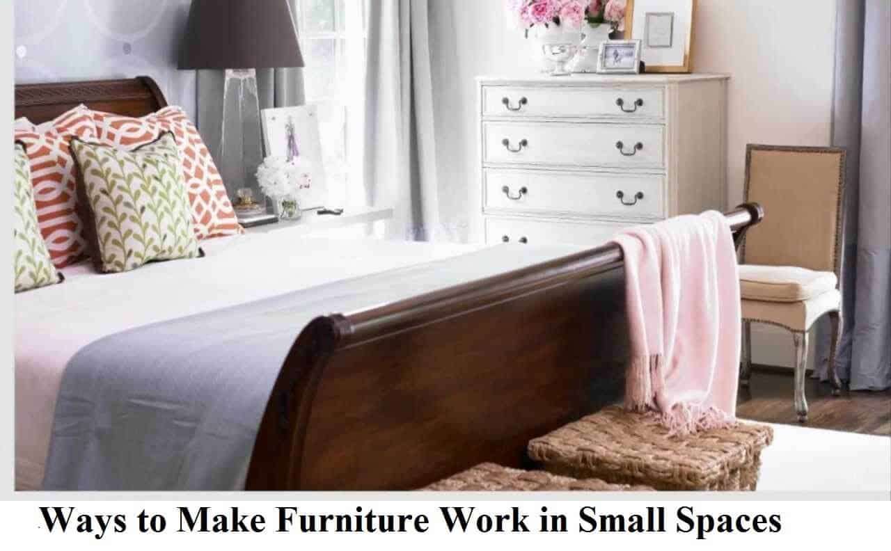 6 Ways to Make Furniture Work in Small Spaces