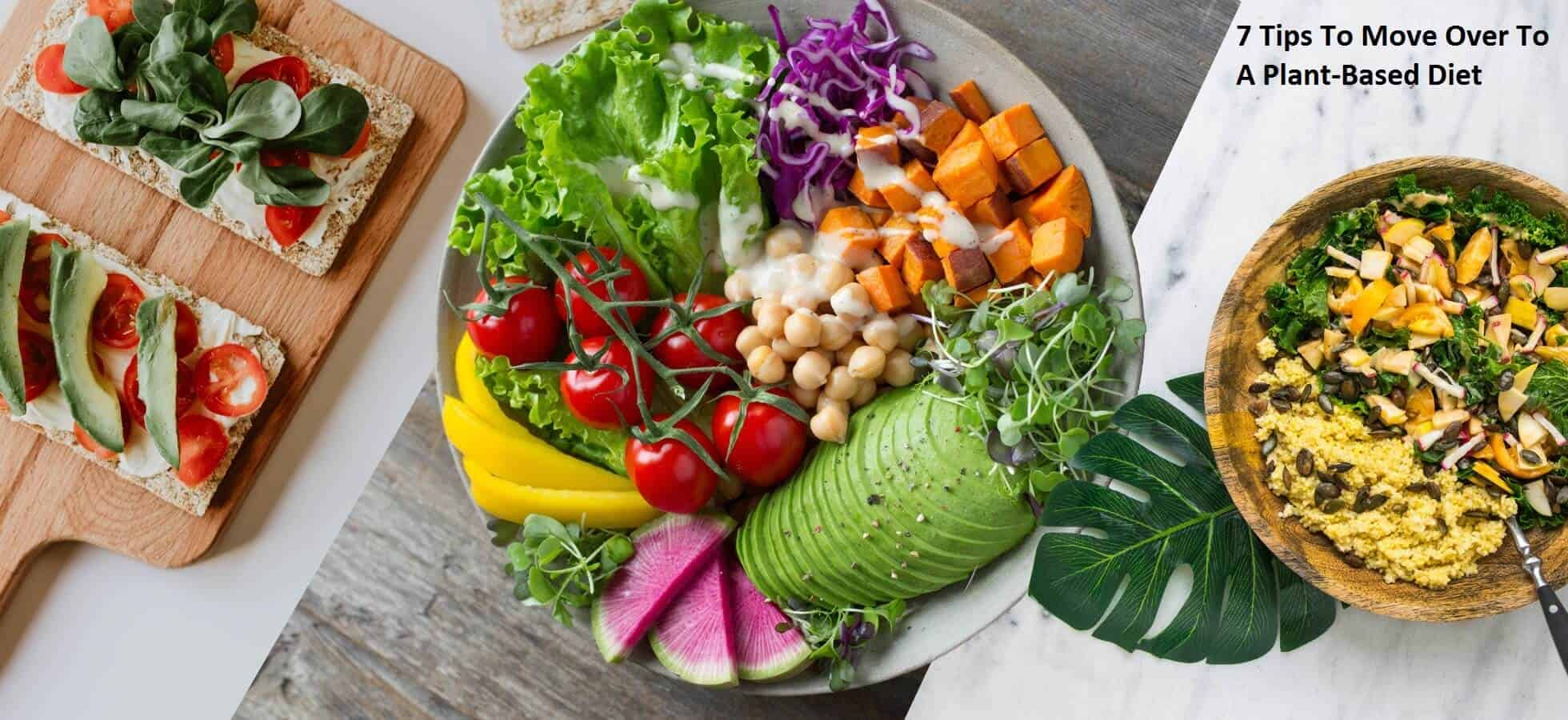7 Tips To Move Over To A Plant-Based Diet