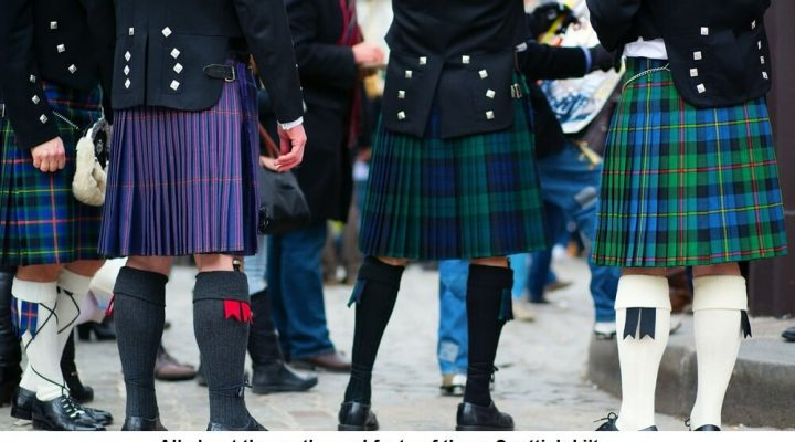 All about the myths and facts of these Scottish kilts