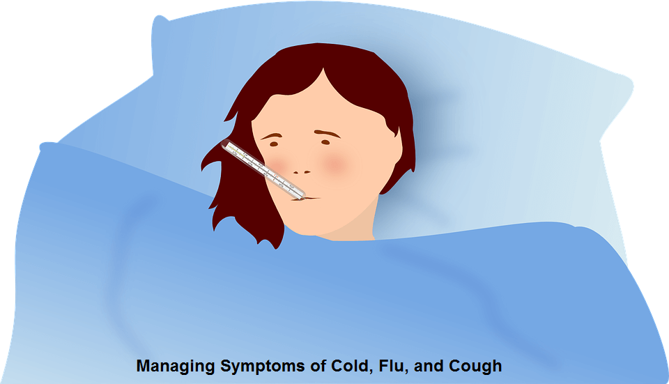 Managing Symptoms of Cold, Flu, and Cough