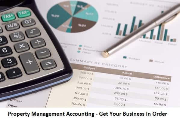 : Property Management Accounting - Get Your Business in Order