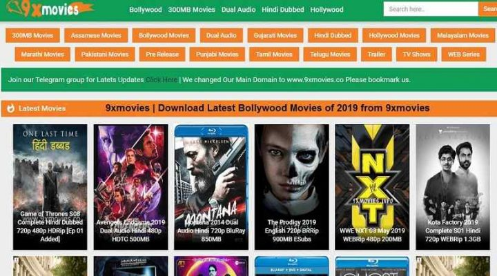 Download Latest Bollywood Movies of 2019 from 9xmovies