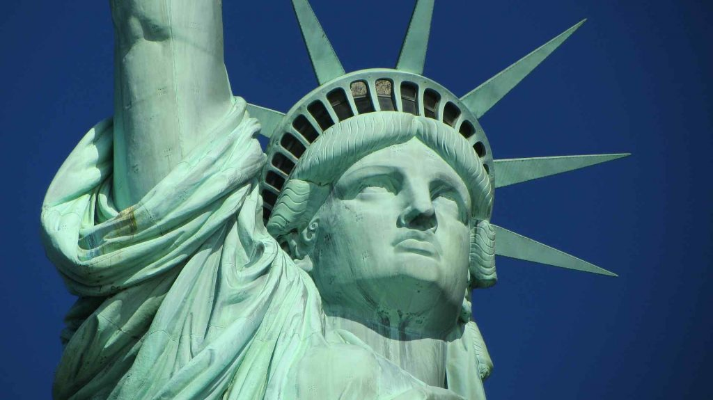 statue-of-liberty, popular palce of tour