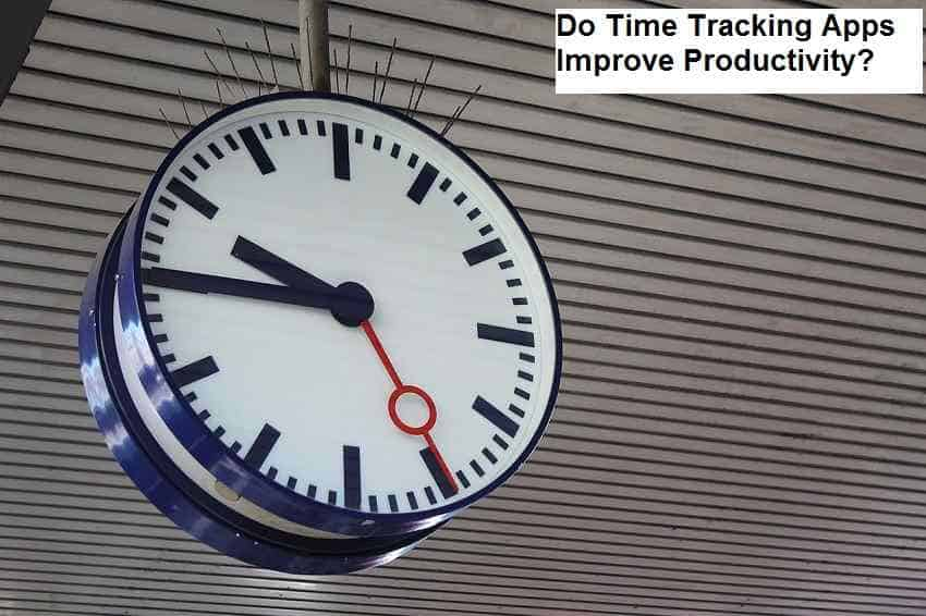 Do Time Tracking Apps Improve Productivity