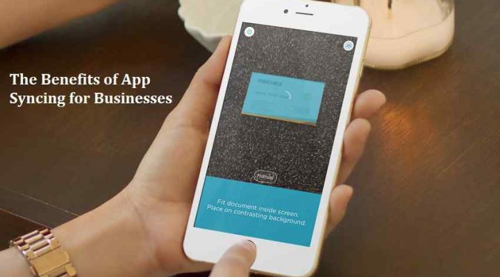 The Benefits of App Syncing for Businesses