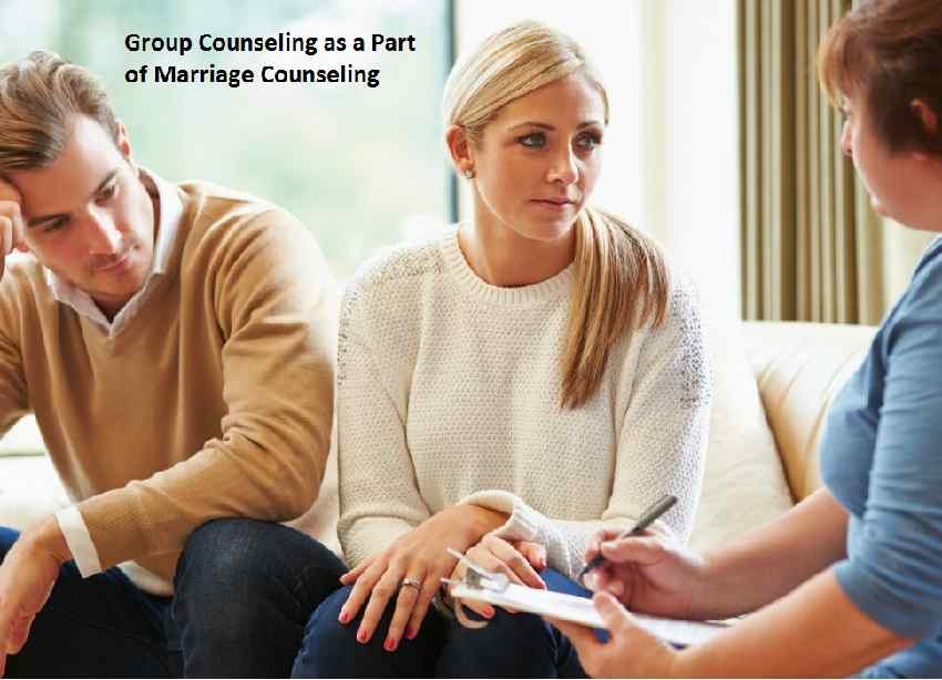 Group Counseling as a Part of Marriage Counseling