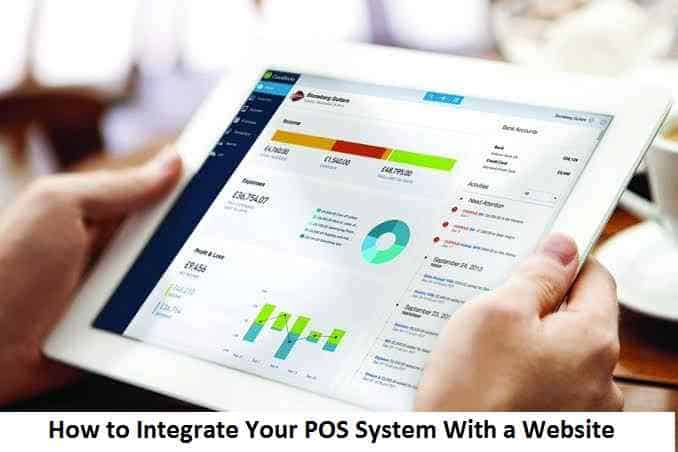 How to Integrate Your POS System With a Website