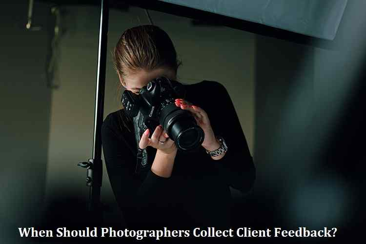 When Should Photographers Collect Client Feedback