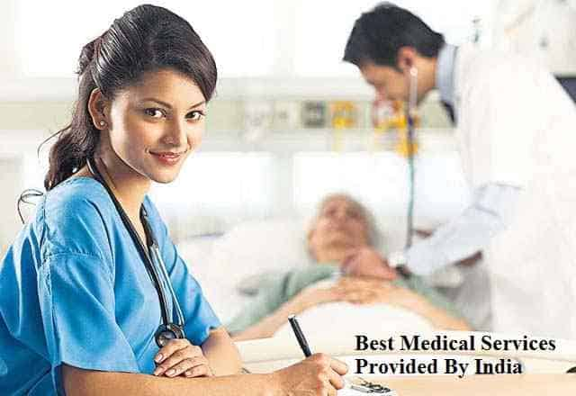 Best Medical Services Provided By India