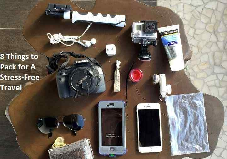 Pack for A Stress-Free Travel