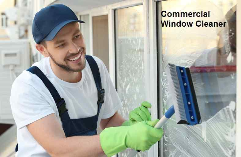 Commercial Window Cleaners for Your Business