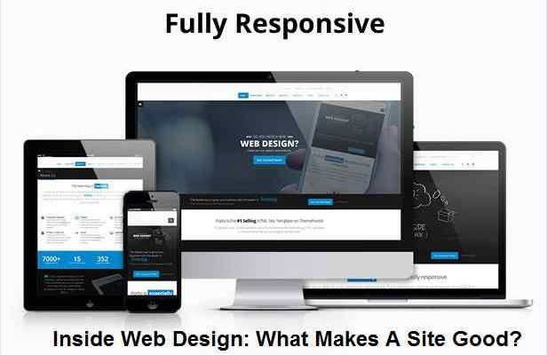 Inside Web Design What Makes A Site Good