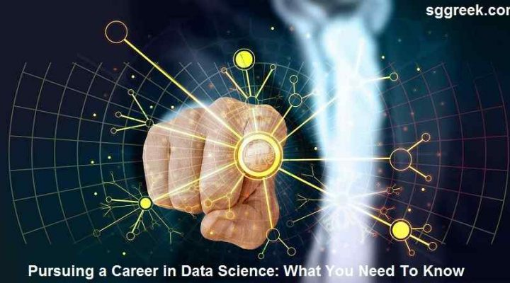Pursuing a Career in Data Science
