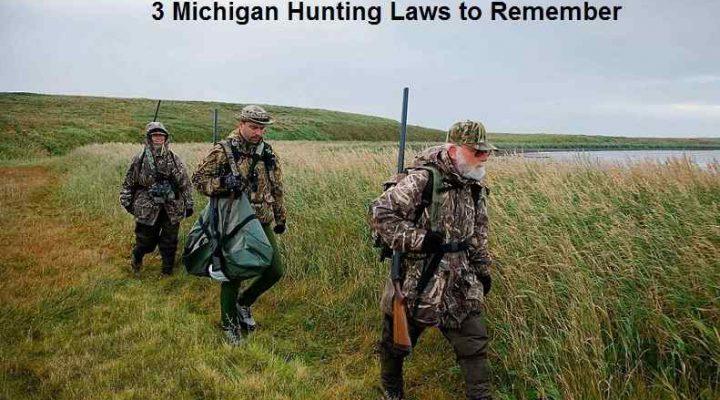 Michigan Hunting Laws