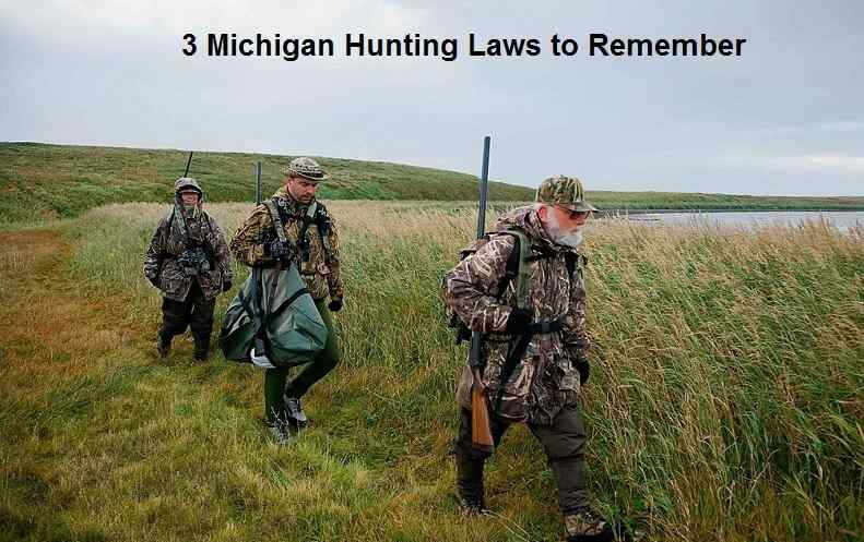 Michigan Hunting Laws