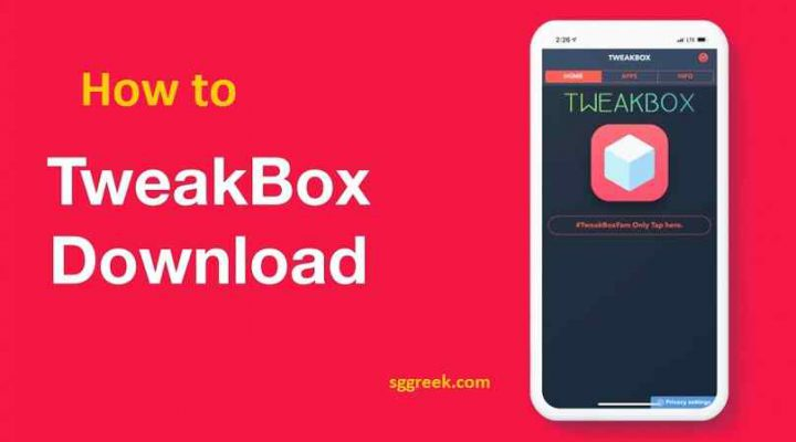How to Install and Use TweakBox App