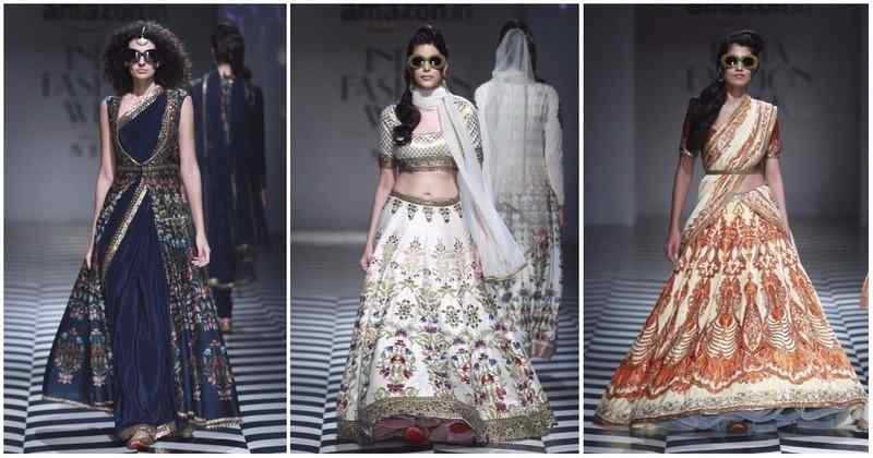 Modern Indian Fashion