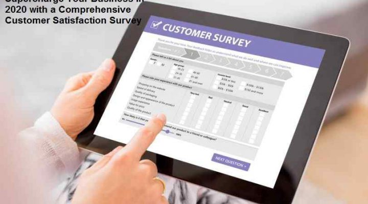 Comprehensive Customer Satisfaction Survey