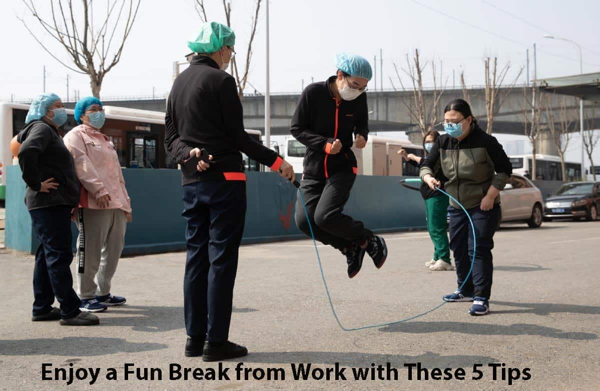 Fun Break at Work