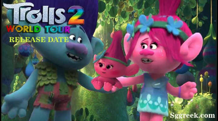 Trolls World Tour 2 Release Date