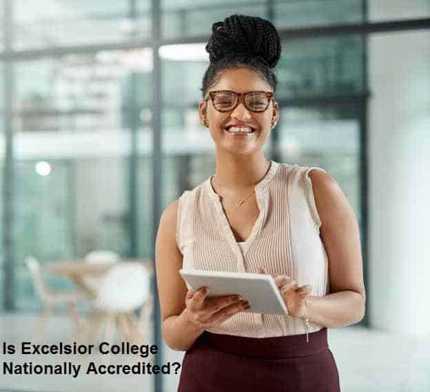 Excelsior College Nationally Accredited