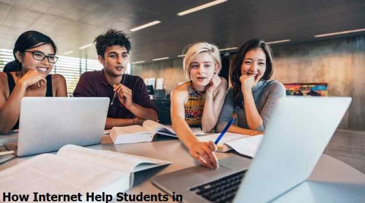 How Internet Help Students in their Studies
